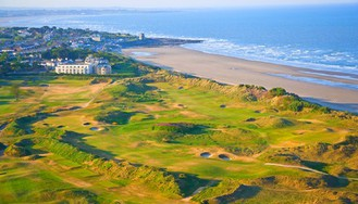 Portmarnock Links, Irland